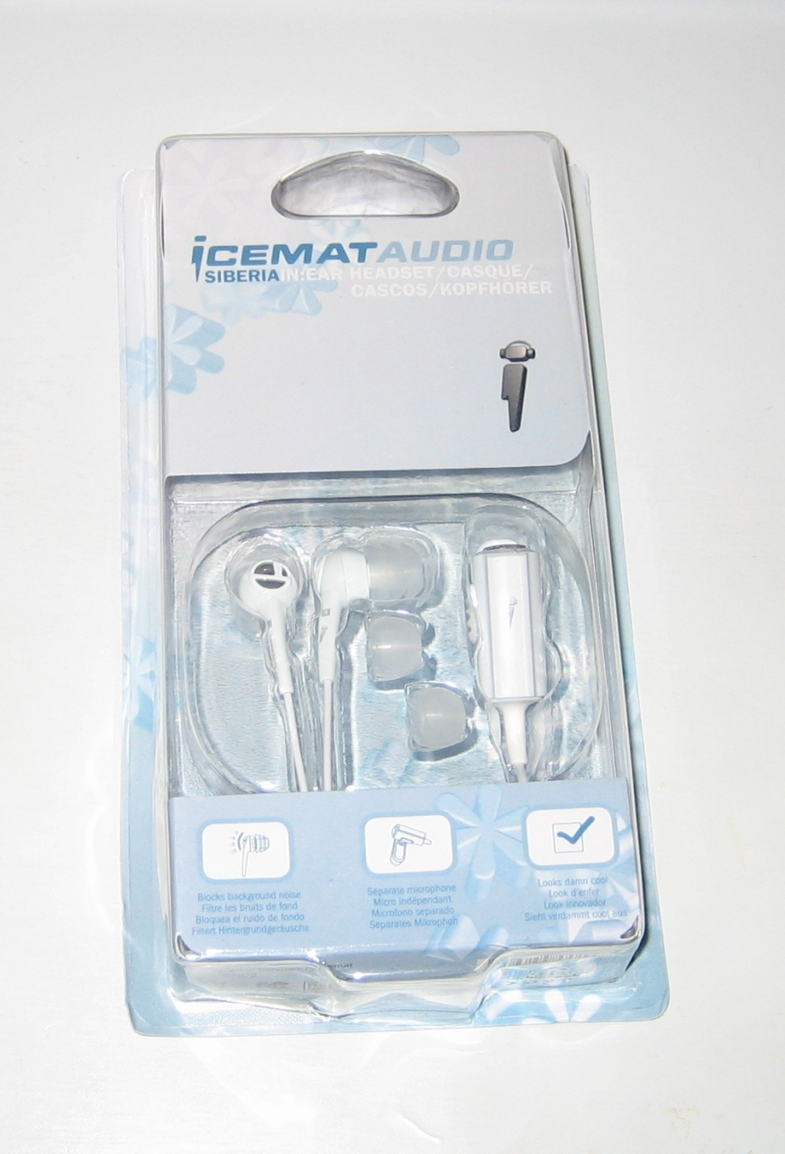 icemat audio headphones