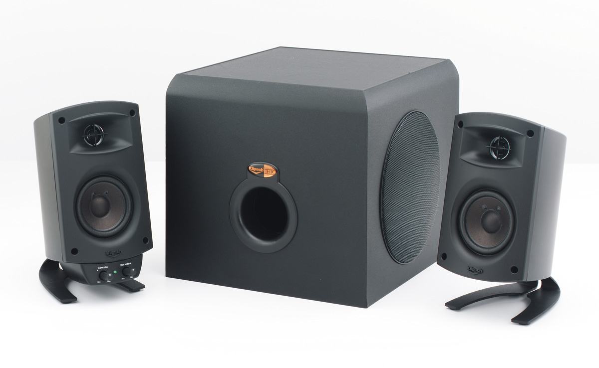 GameSurge - Computer Hardware Review - Klipsch Pro Media 2.1 Speakers
