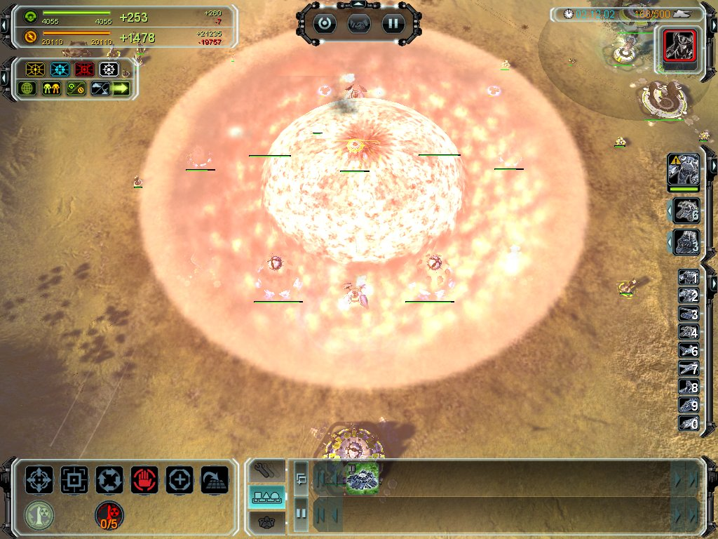 Games where you use nukes or any similar bombs | NeoGAF
